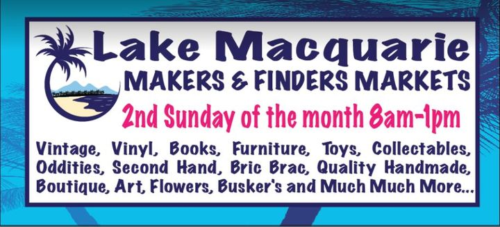 Lake Macquarie Finders & Keepers Markets