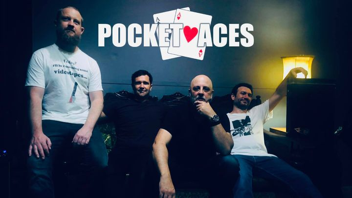 Pocket Aces – Live & Free at Club Charlestown