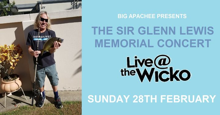 The Sir Glenn Lewis Memorial Concert