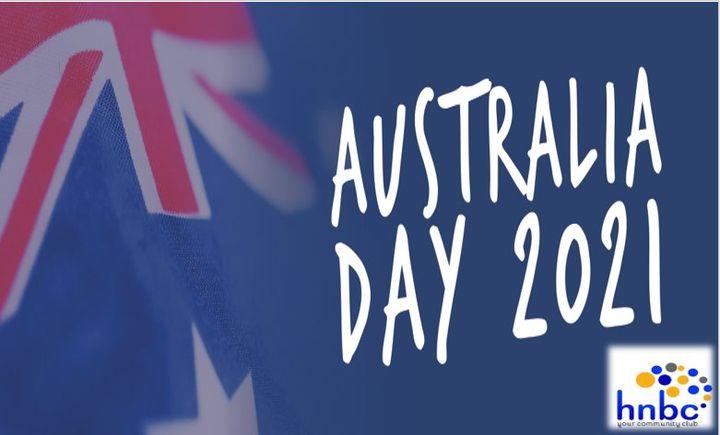 Australia Day @ Hamo North