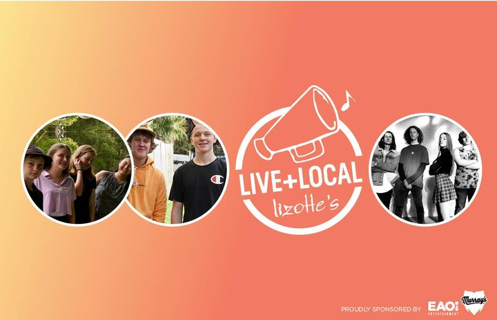 Live N Local feat: Blu Kazoo, Osprey & Lucky Day