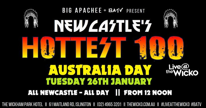 NEWCASTLE'S HOTTEST 100