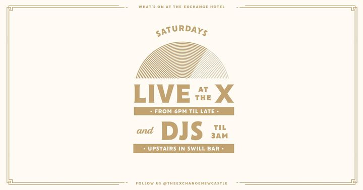 Saturdays at The Exchange
