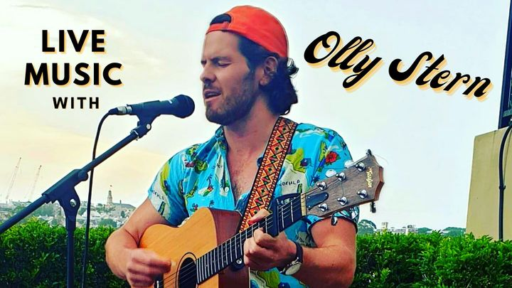 Live Music with Olly Stern @ The Beaumont | 23rd Jan | 7pm