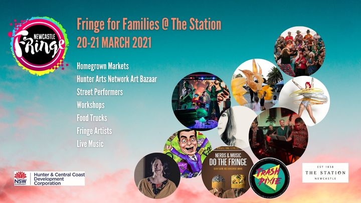 Fringe For Families @ The Station