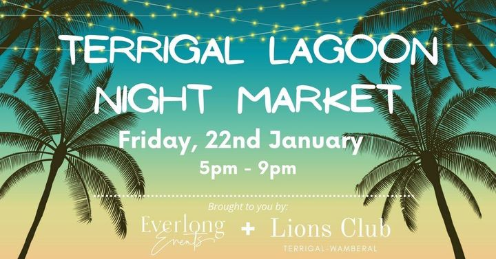 Terrigal Lagoon Night Market