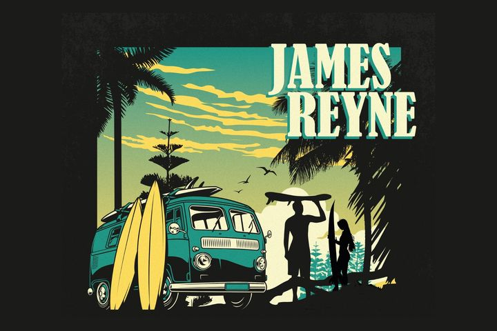 SOLD OUT: JAMES REYNE – LIVE ON THE LAKE
