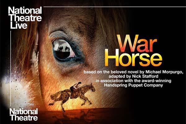 Civic Cinema: National Theatre Live War Horse
