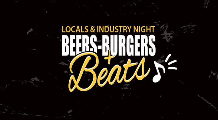 BEERS – BURGERS & BEATS