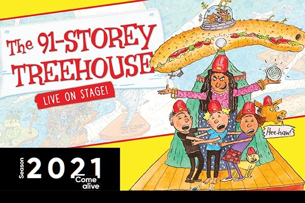 The 91-Storey Treehouse (Live on Stage)