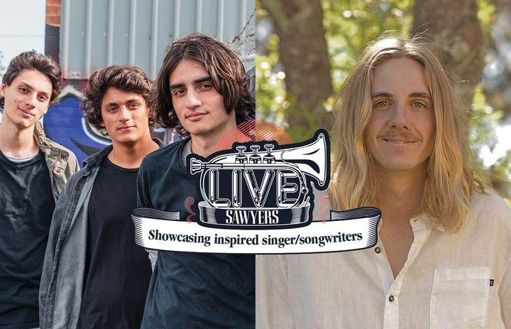 Live Sawyers feat: Snowfish & Todd Haywood