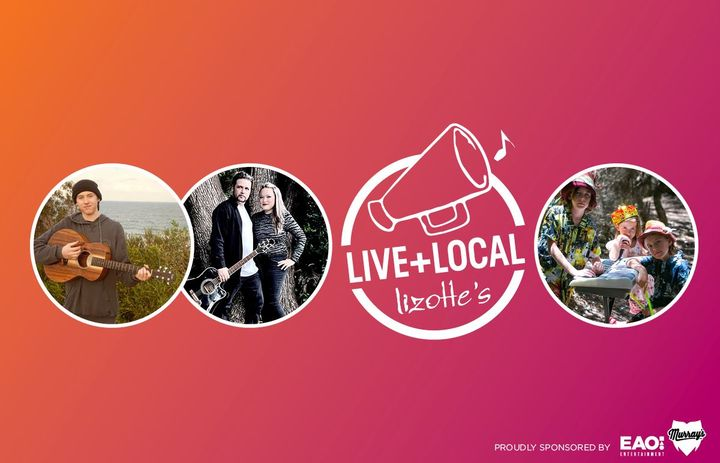 Live N Local feat: Jordan Snowden, Synonymous & The SATees