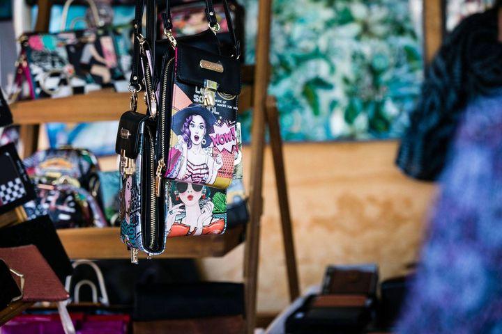 Retro Market Stalls at Kurri Kurri Nostalgia Festival