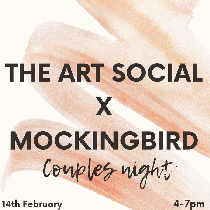 The Art Social X Mockingbird