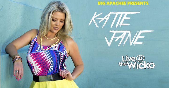 Katie Jayne – Live@TheWicko