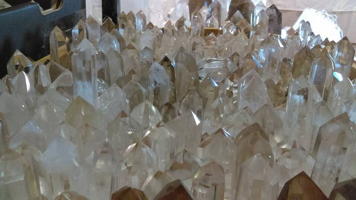 Newcastle Crystals Gems and Jewellery Festival