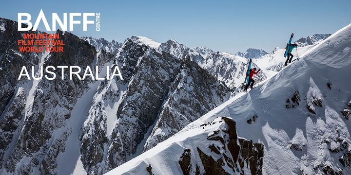 Banff Mountain Film Festival 2021 – Newcastle 6 May 7pm