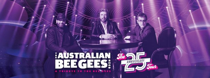 The Australian Bee Gees Show – Wyong