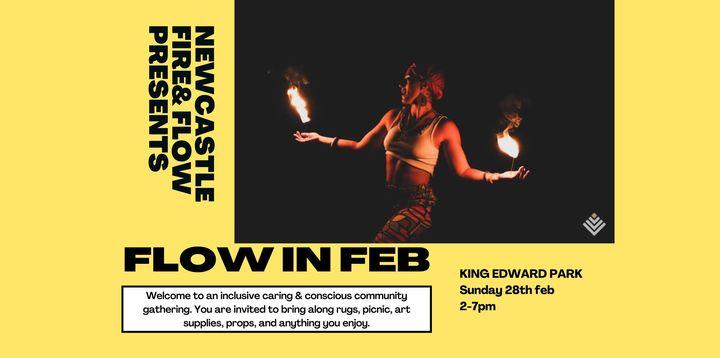 February Flow Jam