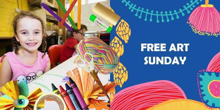 Free Art Sunday