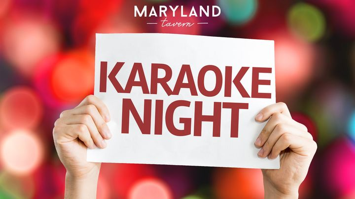 Maryland Tav Karaoke Night