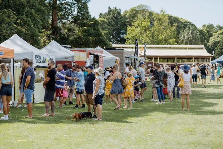 EASTER SUNDAY MARKET & FUN – SPEERS POINT PARK