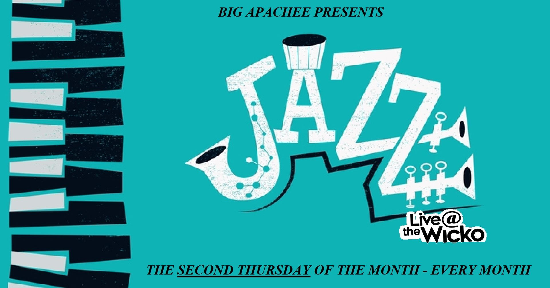 JAZZ JAM @ THE WICKO