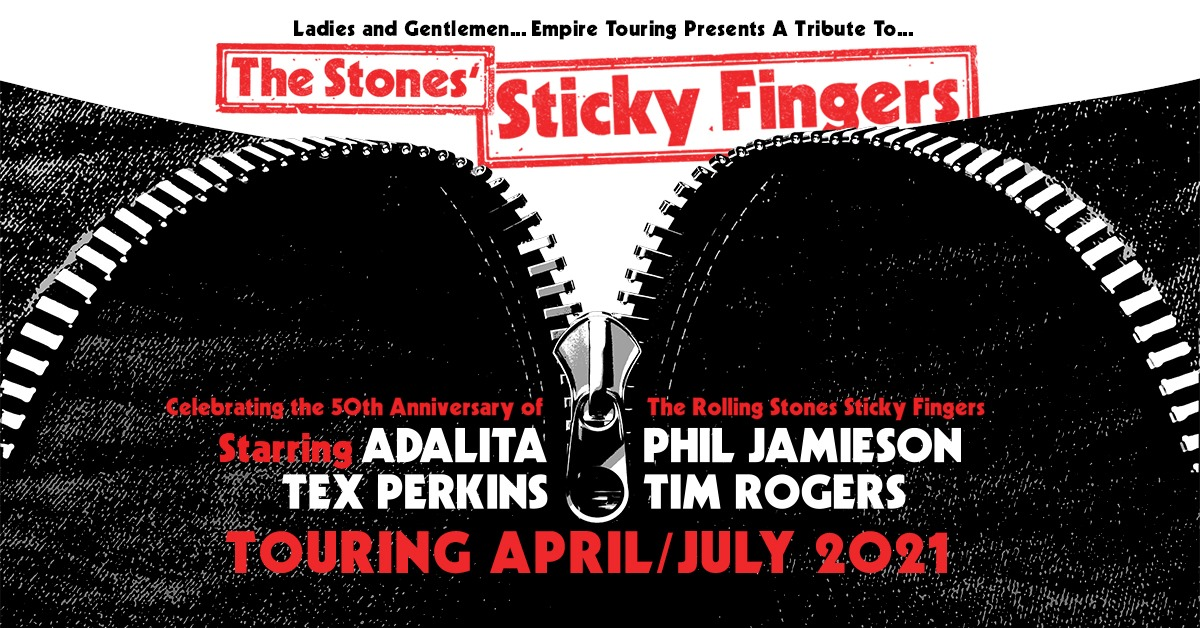 The Stones' Sticky Fingers – Civic Theatre, Newcastle
