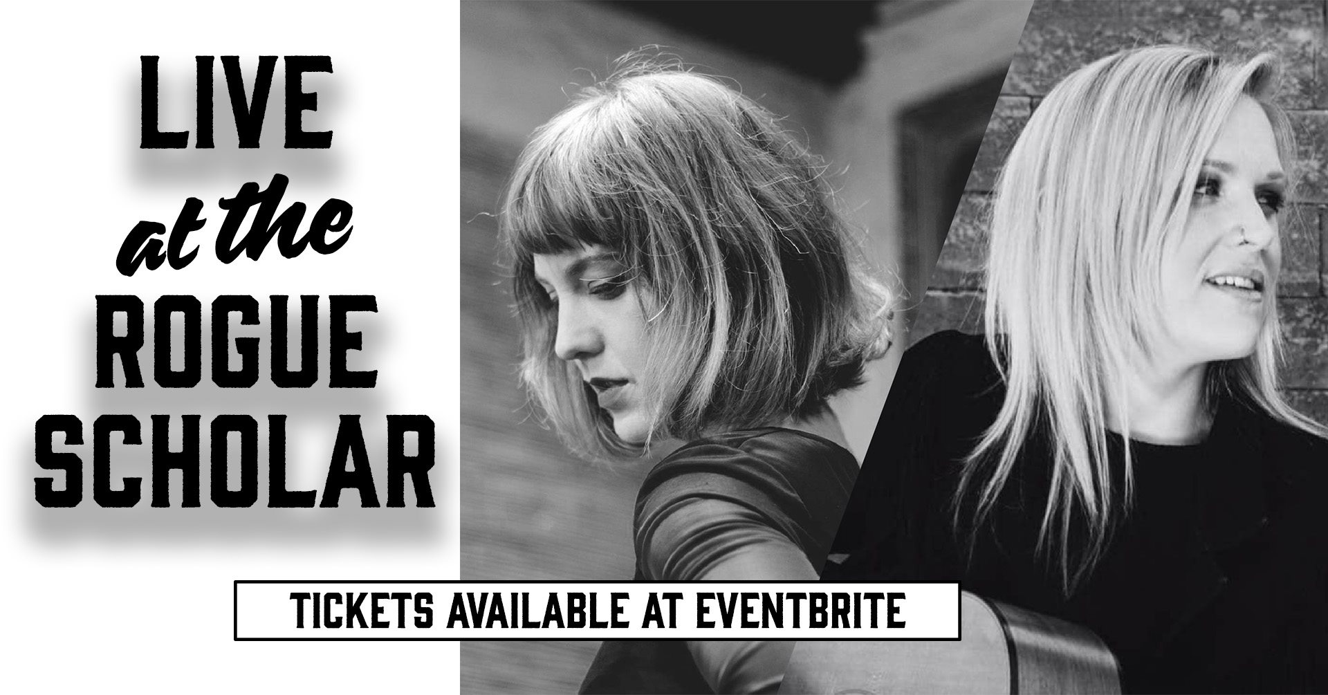 Alice Williams feat. Emily A. Smith – Live at the Scholar