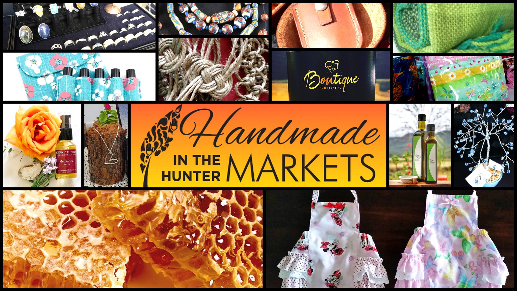 Handmade in the Hunter Markets