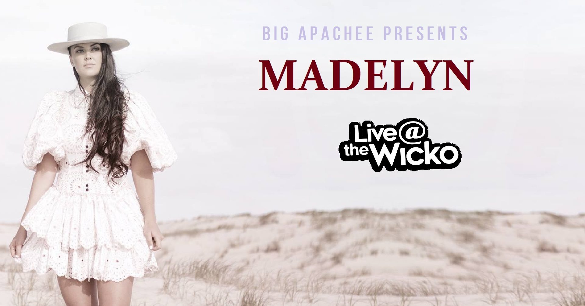 Madelyn – Live@TheWicko