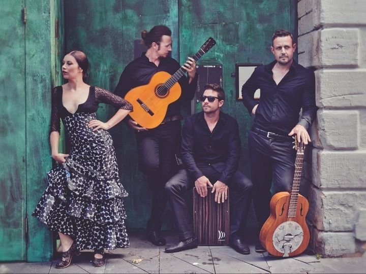 BANDALUZIA FLAMENCO in NEWCASTLE (5pm show)