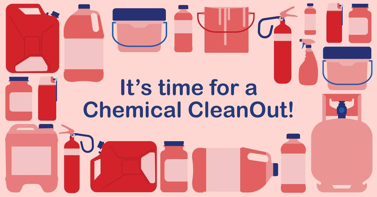 Lake Macquarie Chemical CleanOut