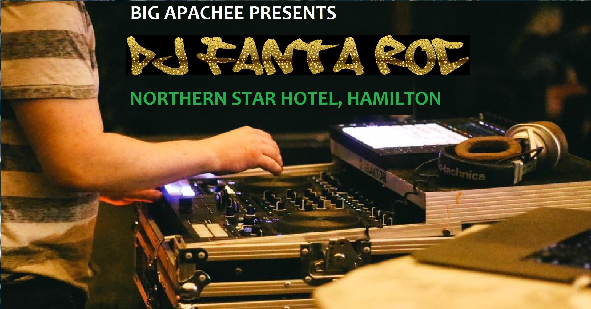 DRIVEWAY BEATS w DJ Fanta Roc