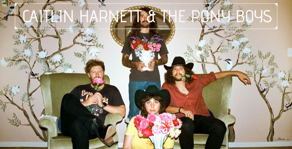 Caitlin Harnett & The Pony Boys live at the Stag and Hunter Hotel