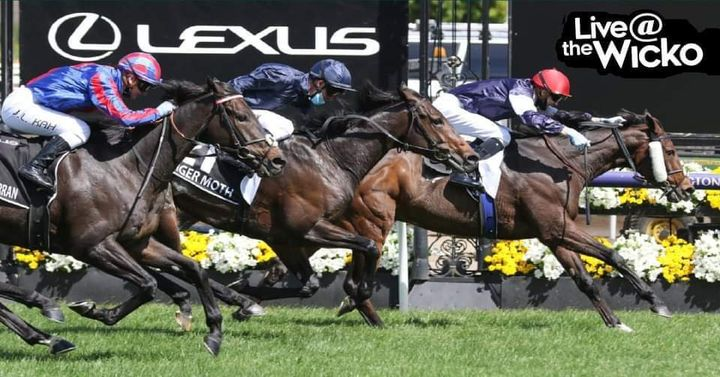 2021 Melbourne Cup – Live@TheWicko