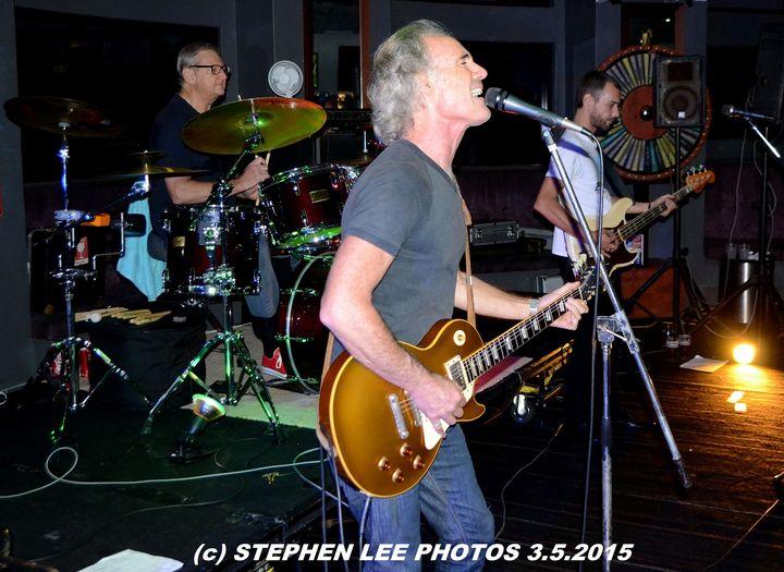 Live Music Gig with John Larder