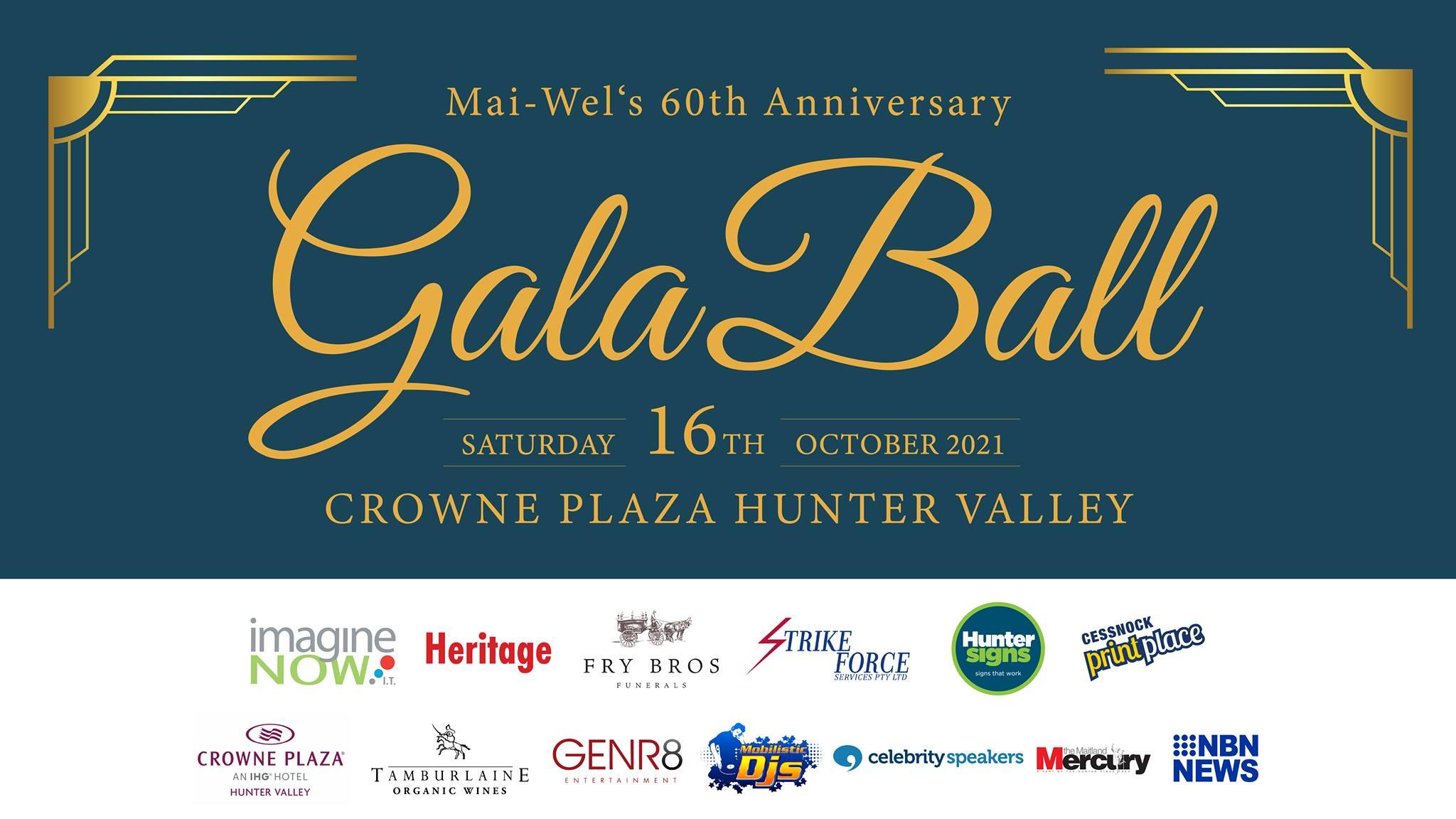 Mai-Wel's 10th Annual Gala Ball