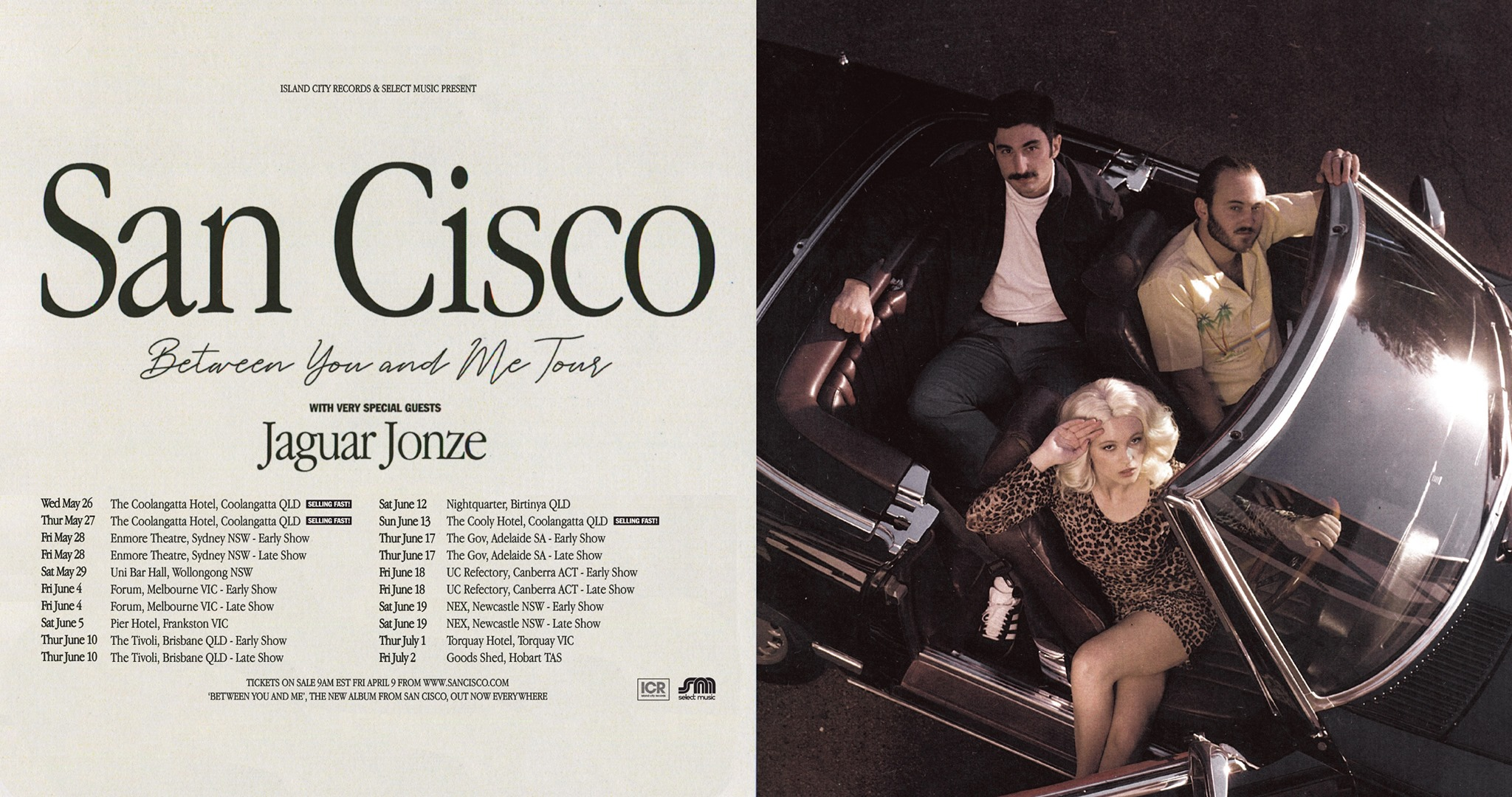 San Cisco – NEX, Newcastle NSW