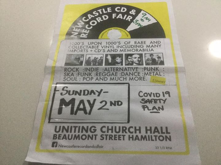 Newcastle Record and CD Fair