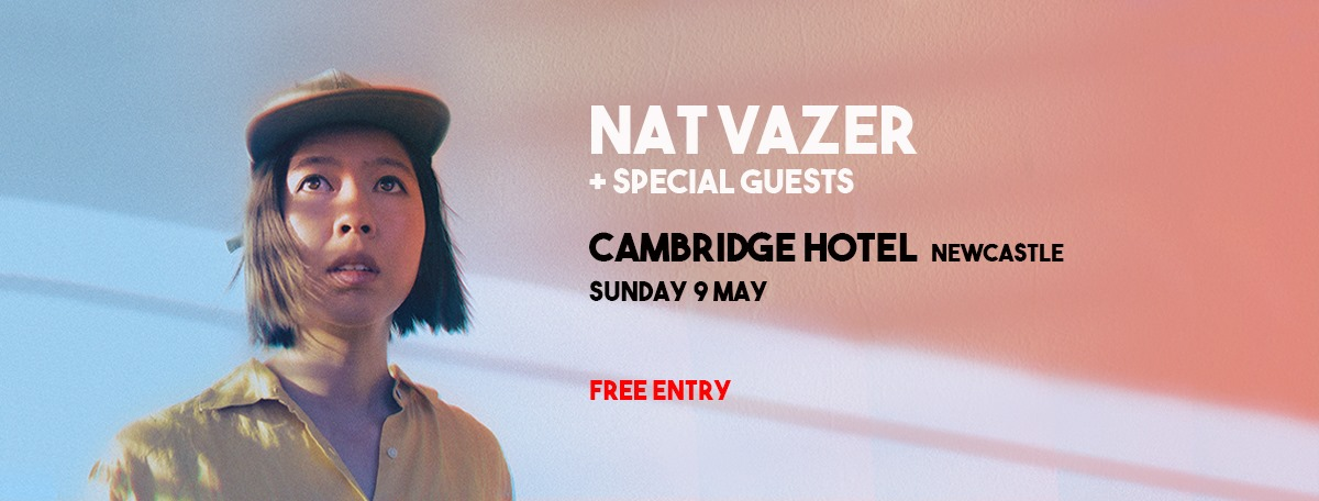 Nat Vazer @ The Cambridge Hotel, Newcastle