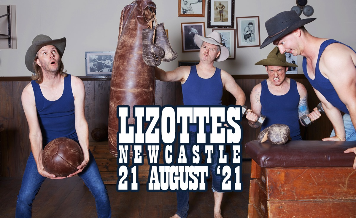 The Pigs at Lizottes Newcastle
