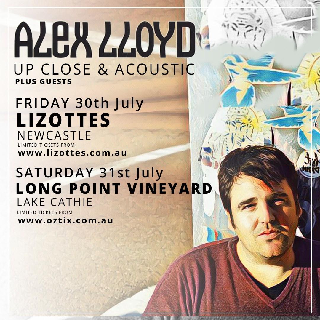 Alex Loyd 'Up Close & Acoustic'