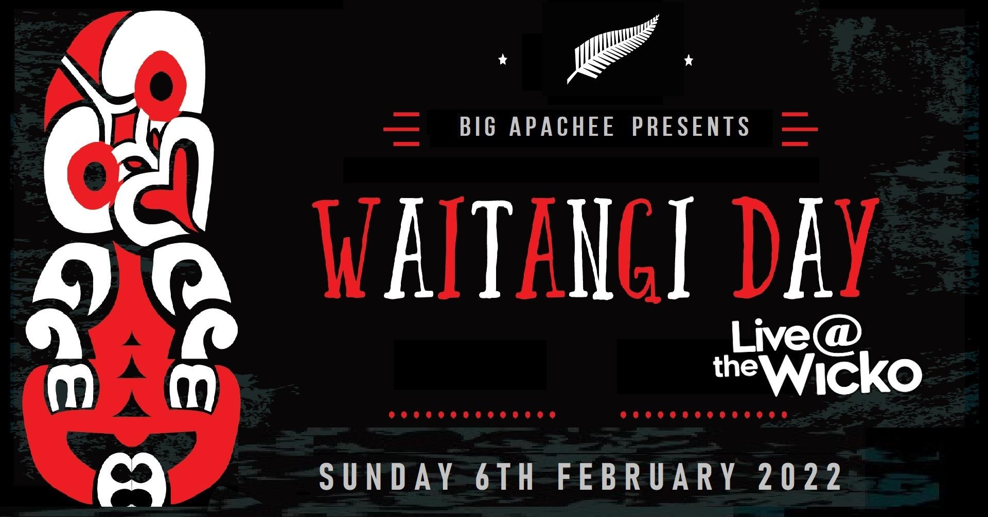 Waitangi Day – Live@TheWicko