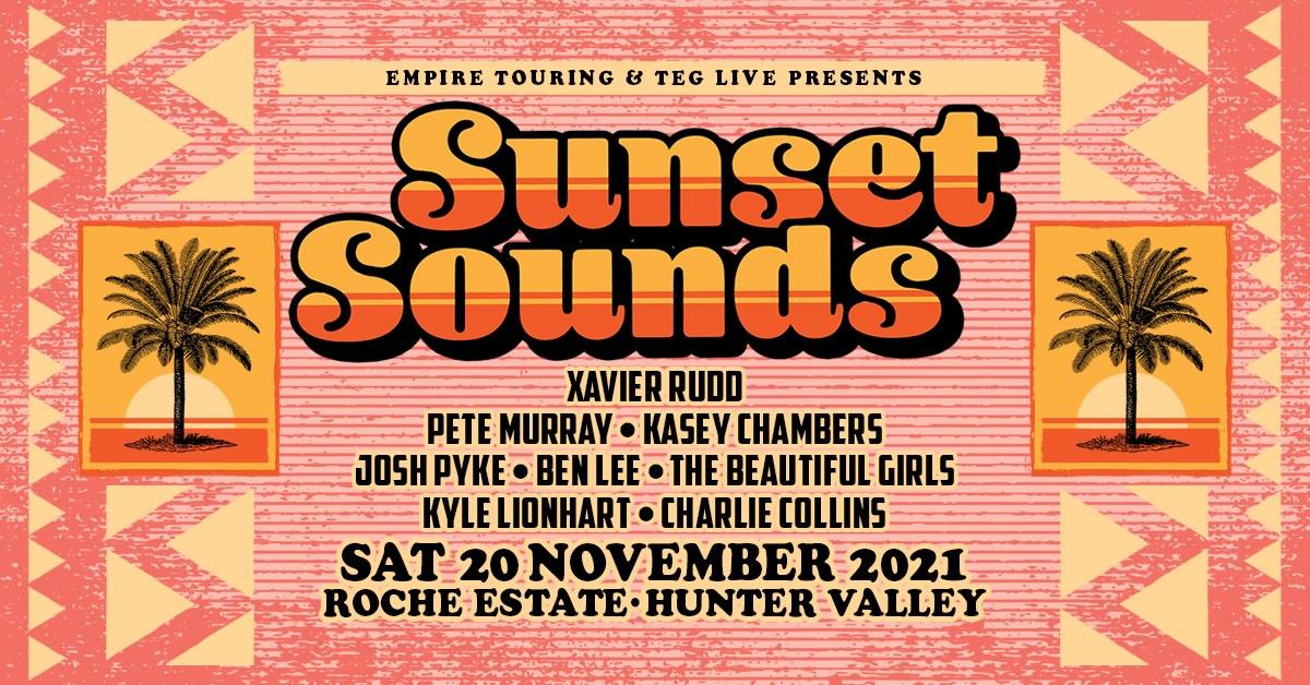 Sunset Sounds – Hunter Valley November 2021
