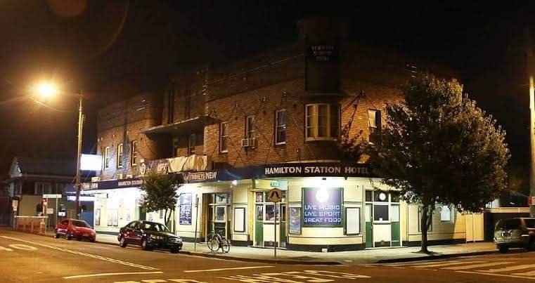 Reborn Freedom – Hamilton Station Hotel with Save The Humans and Osprey