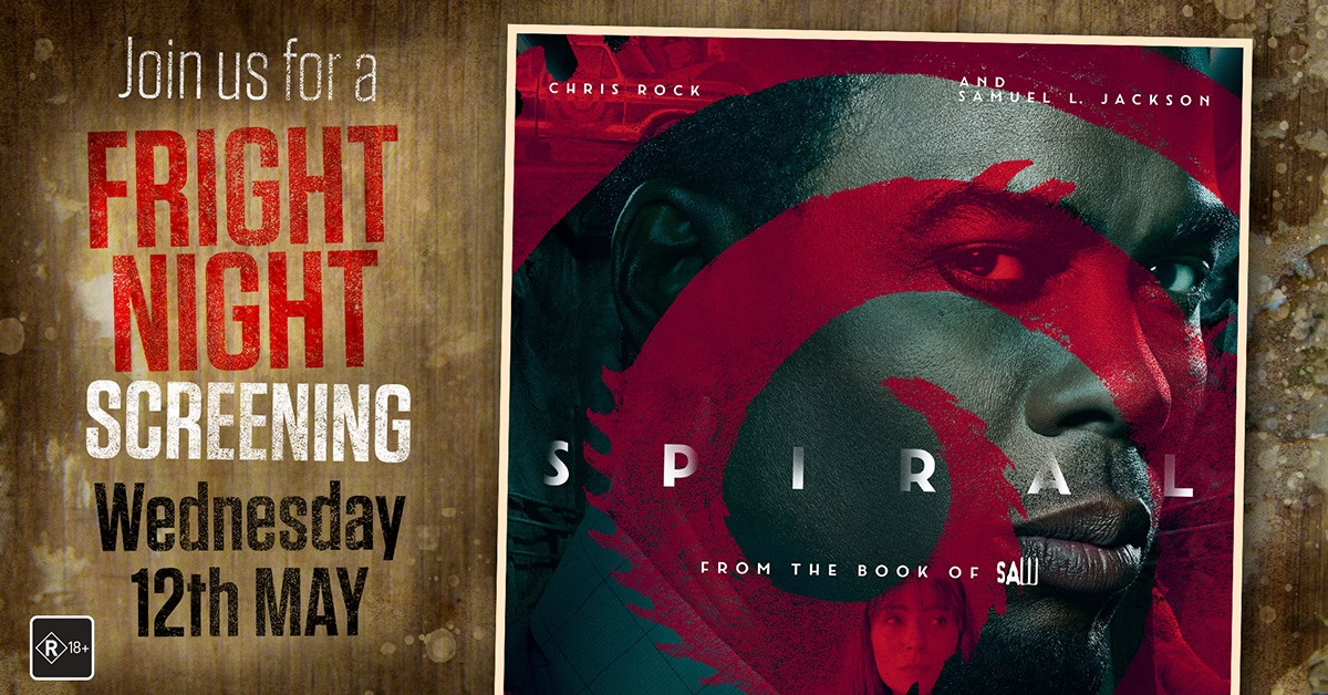 Fright Night Advance Screening | Spiral: From The Book of Saw