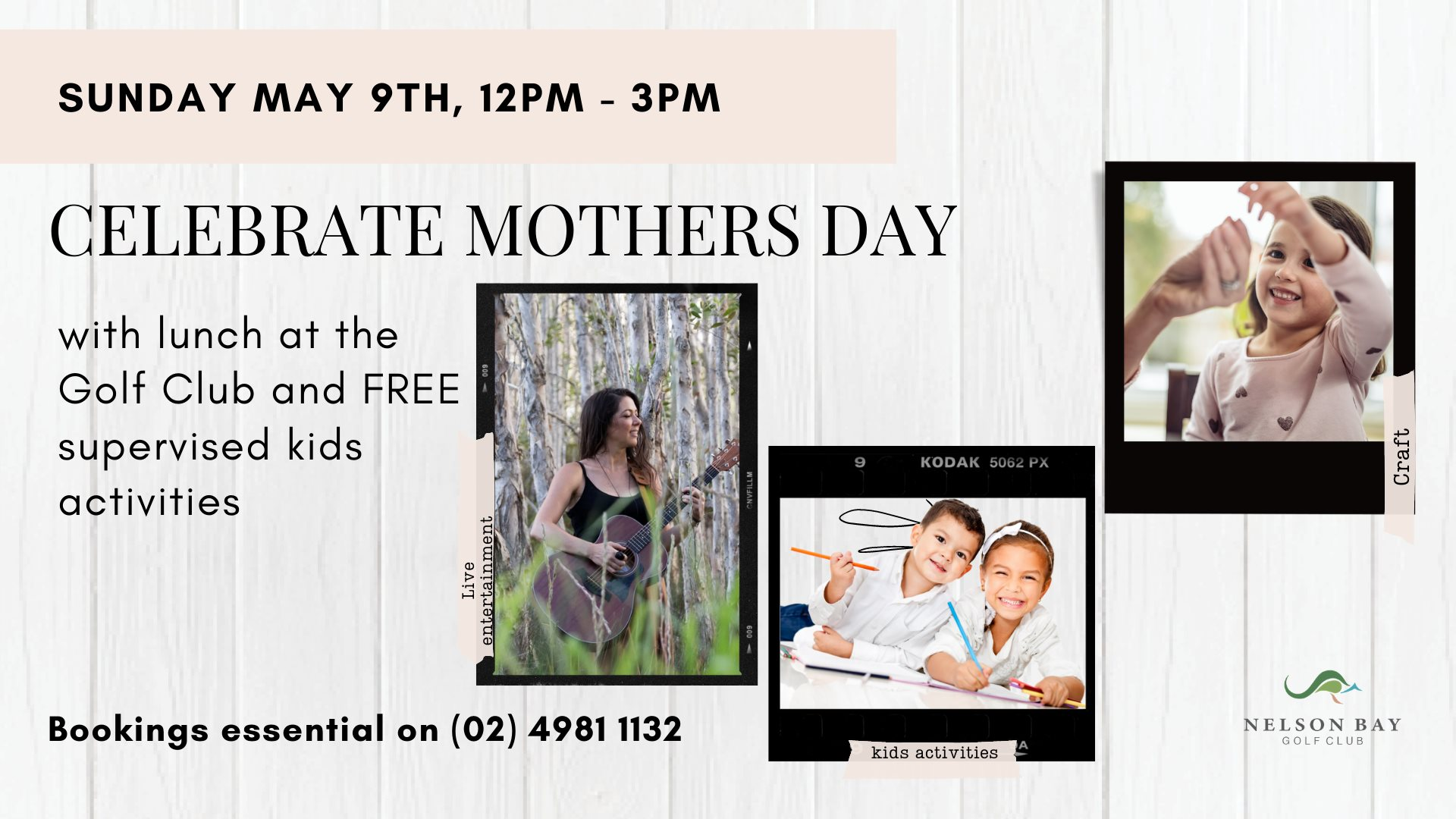 Mothers Day Family Fun Day