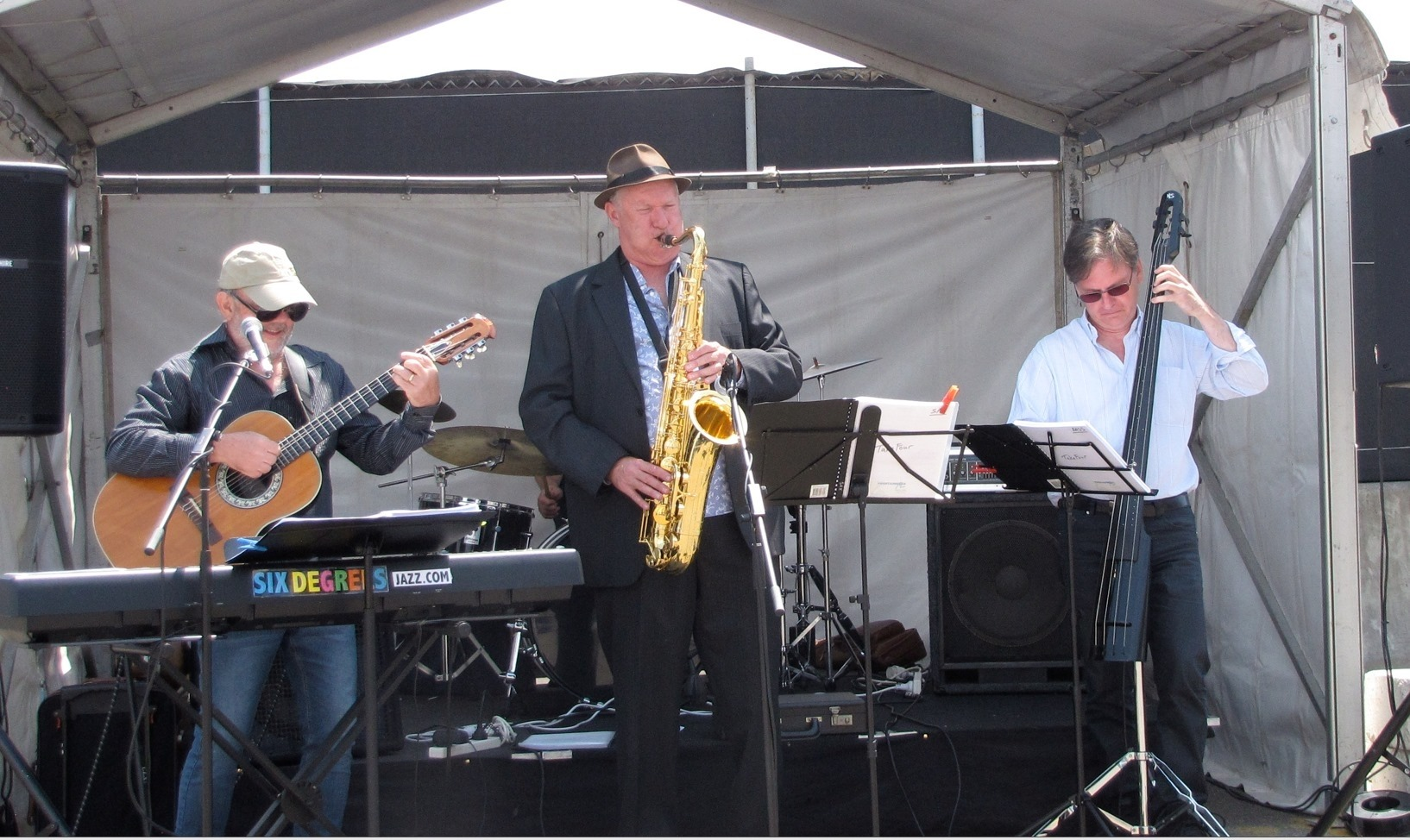 Mothers' Day Jazz at the Bowlo