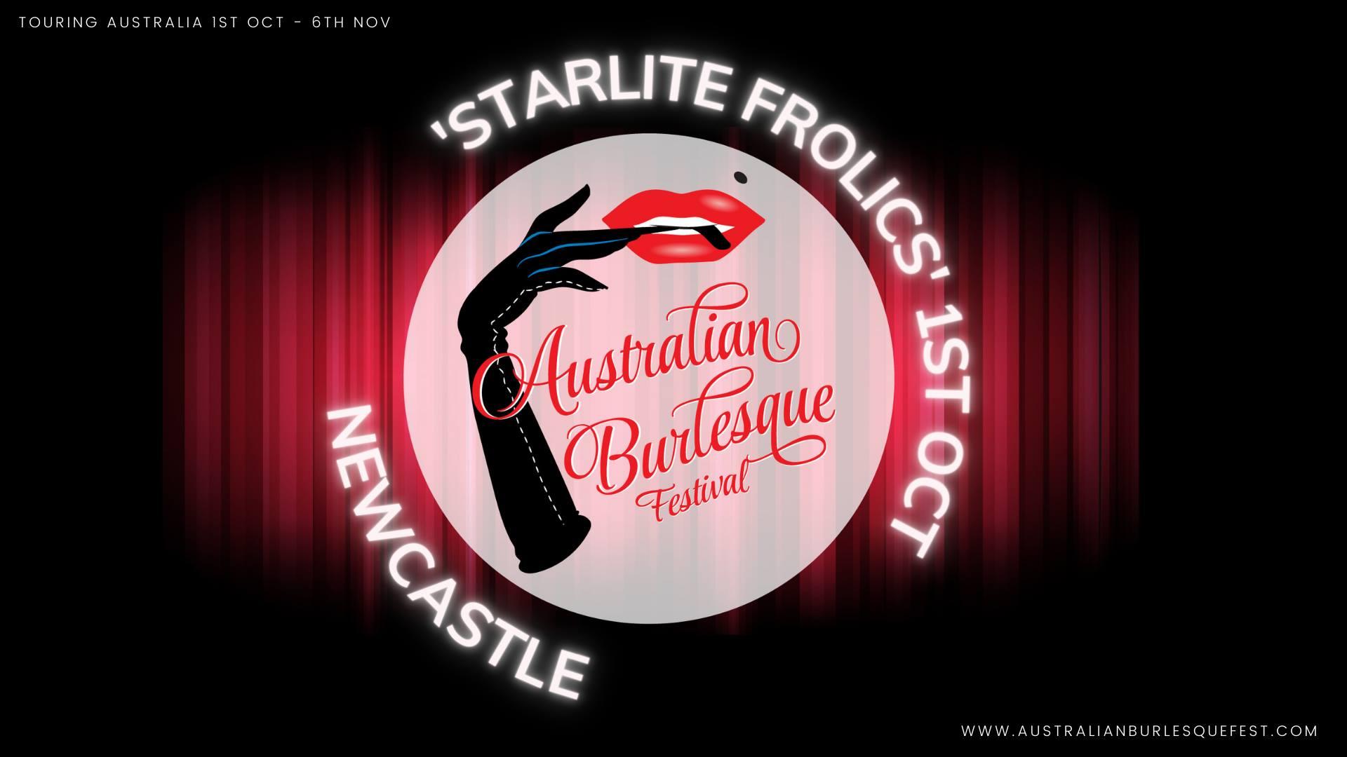 'Starlite Frolics' (Newcastle) The Australian Burlesque Festival 2021